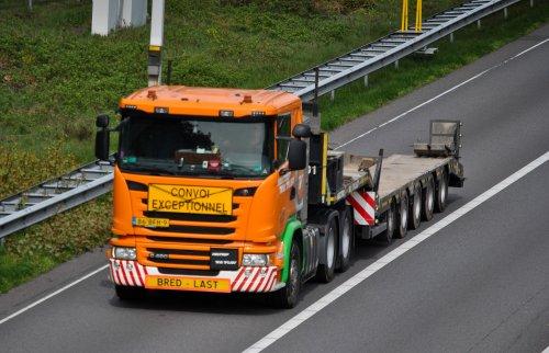 Scania G490, foto van Lucas Ensing