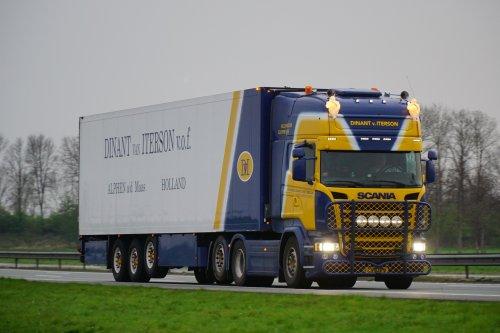 Scania R-serie 2nd gen, foto van E.J.Moes Fotografie