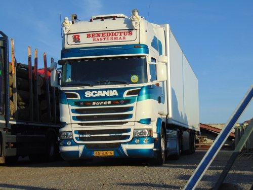 Scania R450, foto van Heine Kootstra