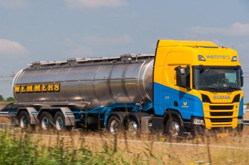 Scania R410 (new), foto van xrayjaco