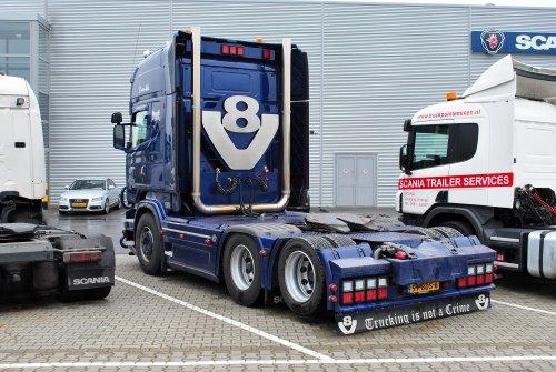 Scania R520, foto van Lucas Ensing