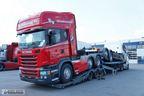 Scania R450, foto van marco-havers