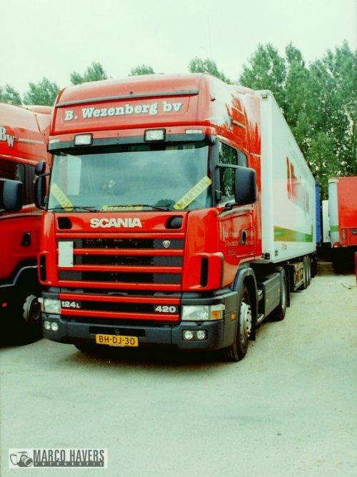 Scania 124, foto van marco-havers