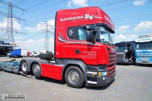 Scania R450, foto van marco-havers