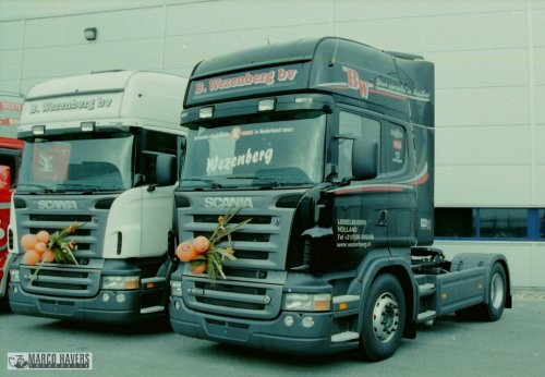 Scania R500, foto van marco-havers