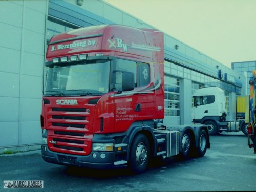 Scania R420, foto van marco-havers