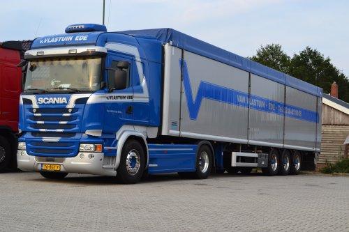 Scania Vrachtwagen, foto van coen-ensing