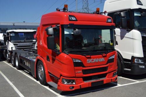 Scania L320, foto van coen-ensing