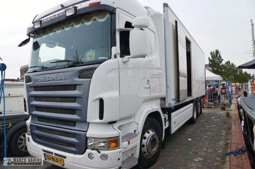 Scania R420 (vrachtwagen), foto van marco-havers