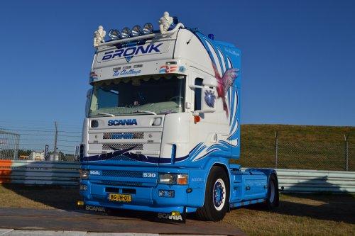 Scania 144, foto van coen-ensing
