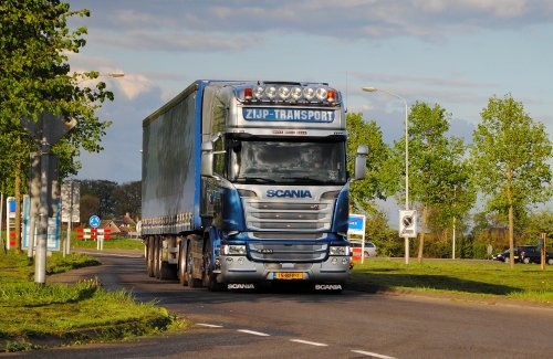 Scania R490, foto van Lucas Ensing