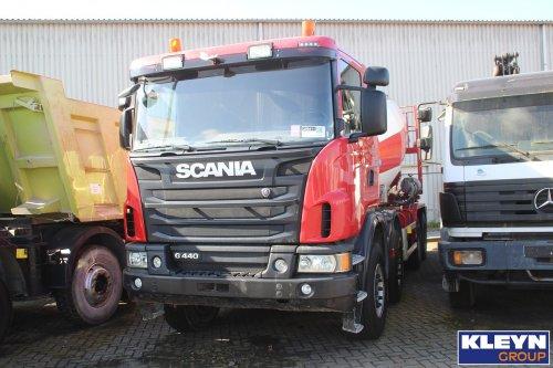 Scania G440, foto van Katy Kleyn