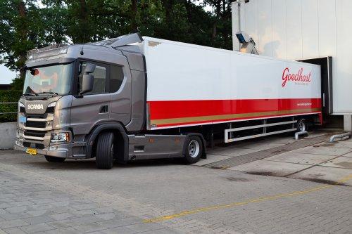 Scania G370, foto van Lucas Ensing
