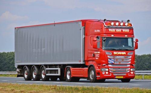 Scania R560, foto van bernard-dijkhuizen
