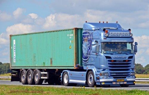 Scania R450, foto van bernard-dijkhuizen