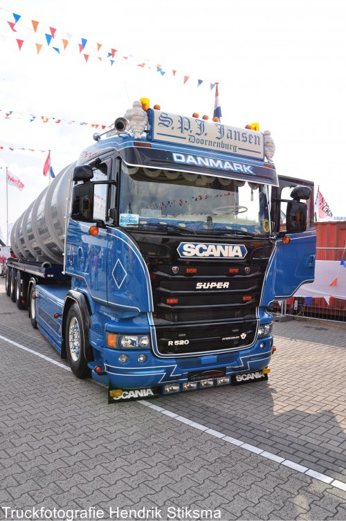 Scania R520, foto van hendrik-stiksma
