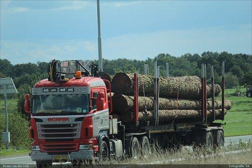 Scania Vrachtwagen, foto van Bram van der Leij