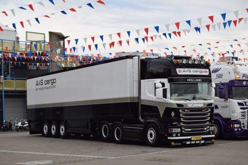 Scania R580, foto van Scaniav8fan