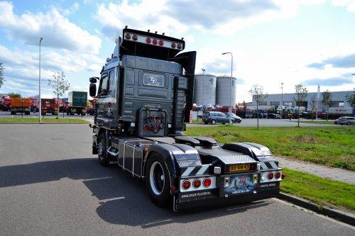 Scania 143 Streamline, foto van Lucas Ensing