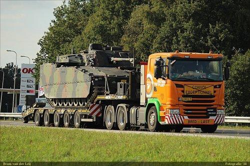 Scania G490, foto van Bram van der Leij