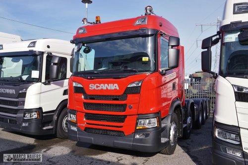 Scania G450, foto van marco-havers