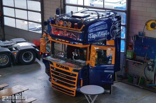 Scania cabine, foto van marco-havers