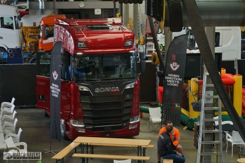 Scania S650, foto van marco-havers