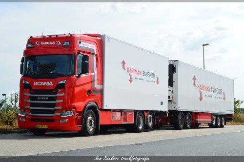 Scania S500, foto van sem-beekers