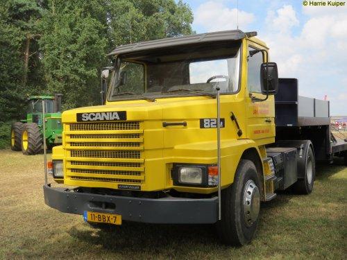 Scania T82, foto van oldtimergek