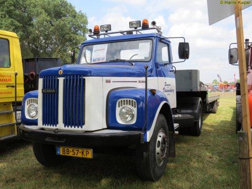 Scania L86, foto van oldtimergek