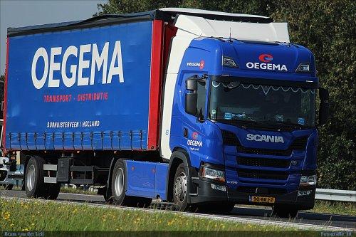 Scania G370, foto van Bram van der Leij