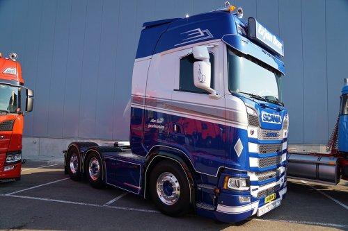 Scania S520, foto van marco-havers