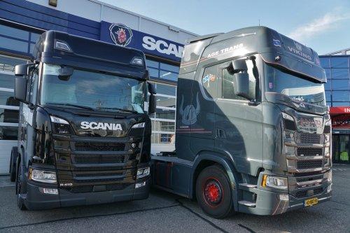 Scania meerdere, foto van marco-havers