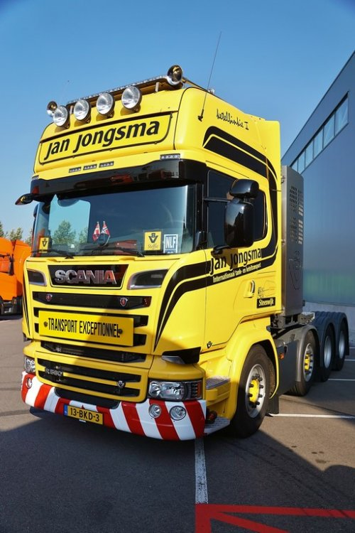 Scania R580, foto van marco-havers