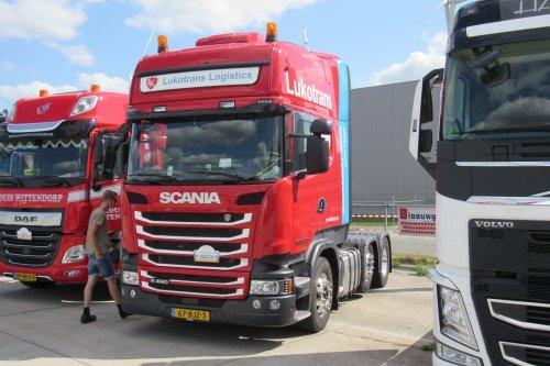 Scania R490, foto van coen-ensing