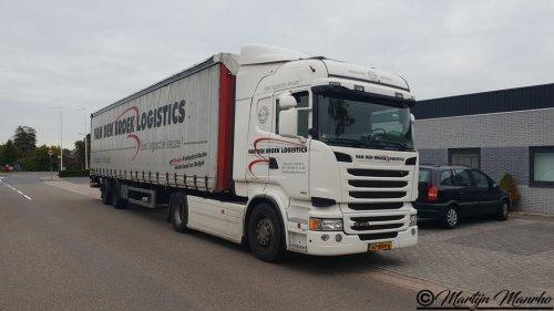 Scania R410, foto van MartijnM71