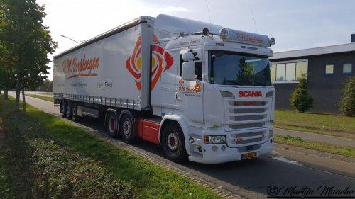 Scania R520, foto van MartijnM71
