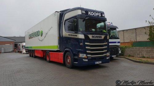 Scania S450, foto van MartijnM71