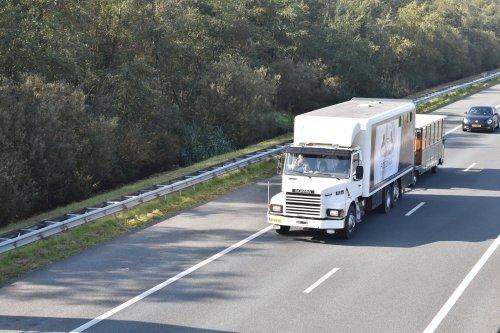 Scania 112, foto van truckspotterhgk
