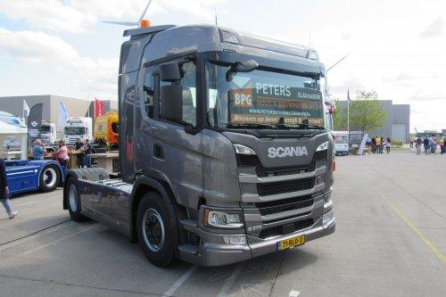 Scania G370, foto van coen-ensing