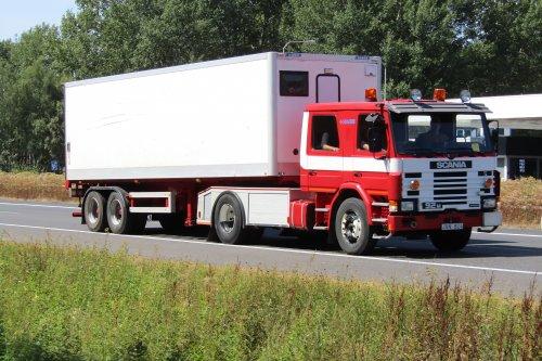 Scania 92, foto van Lucas Ensing