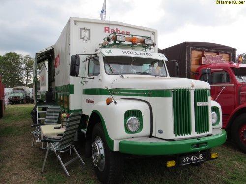 Scania 81, foto van oldtimergek