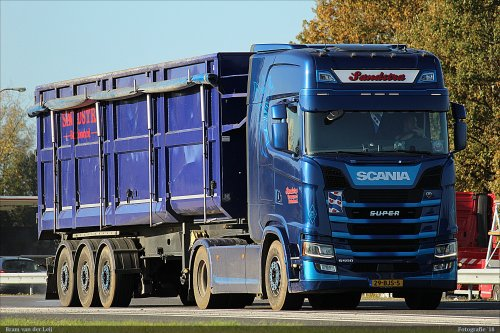 Scania S500, foto van Bram van der Leij