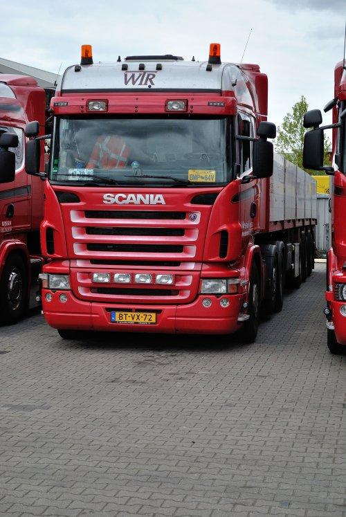 Scania R480, foto van Lucas Ensing