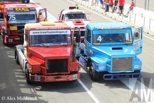 Scania meerdere, foto van Alex Miedema