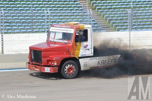 Scania T113, foto van Alex Miedema
