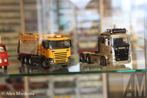 Scania model, foto van Alex Miedema