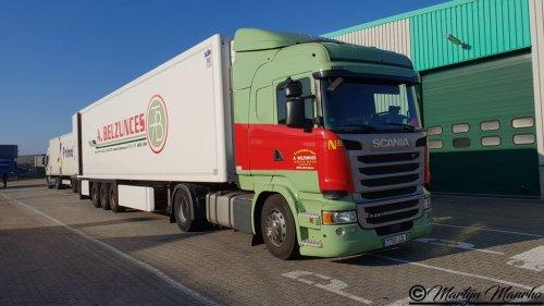Scania R450, foto van MartijnM71