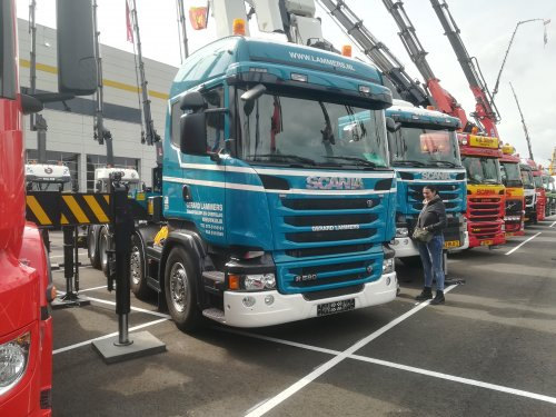 Scania R580, foto van truckspotter_bommelerwaard