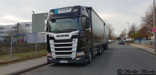 Scania R450 (new), foto van MartijnM71
